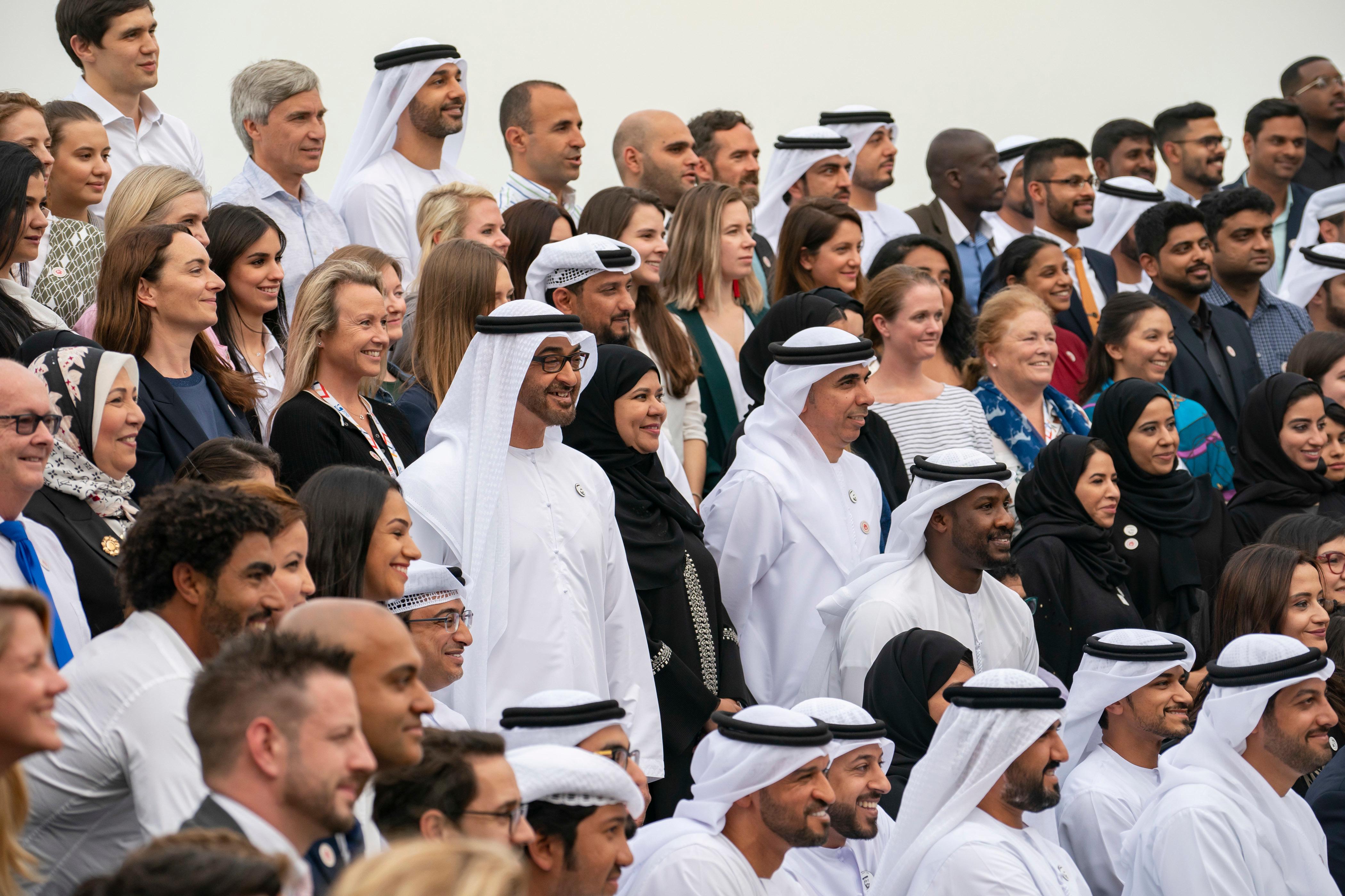 """اﻷولمبياد الخاص للألعاب العالمية """"أبوظبي 2019""""    هو أكثر من"""